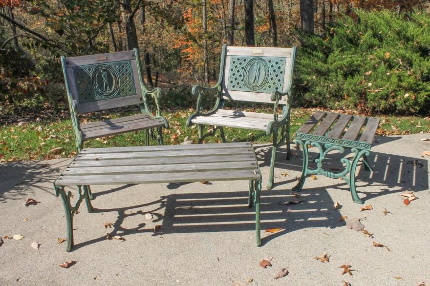 Parkland Heritage Patio Furniture Ebth