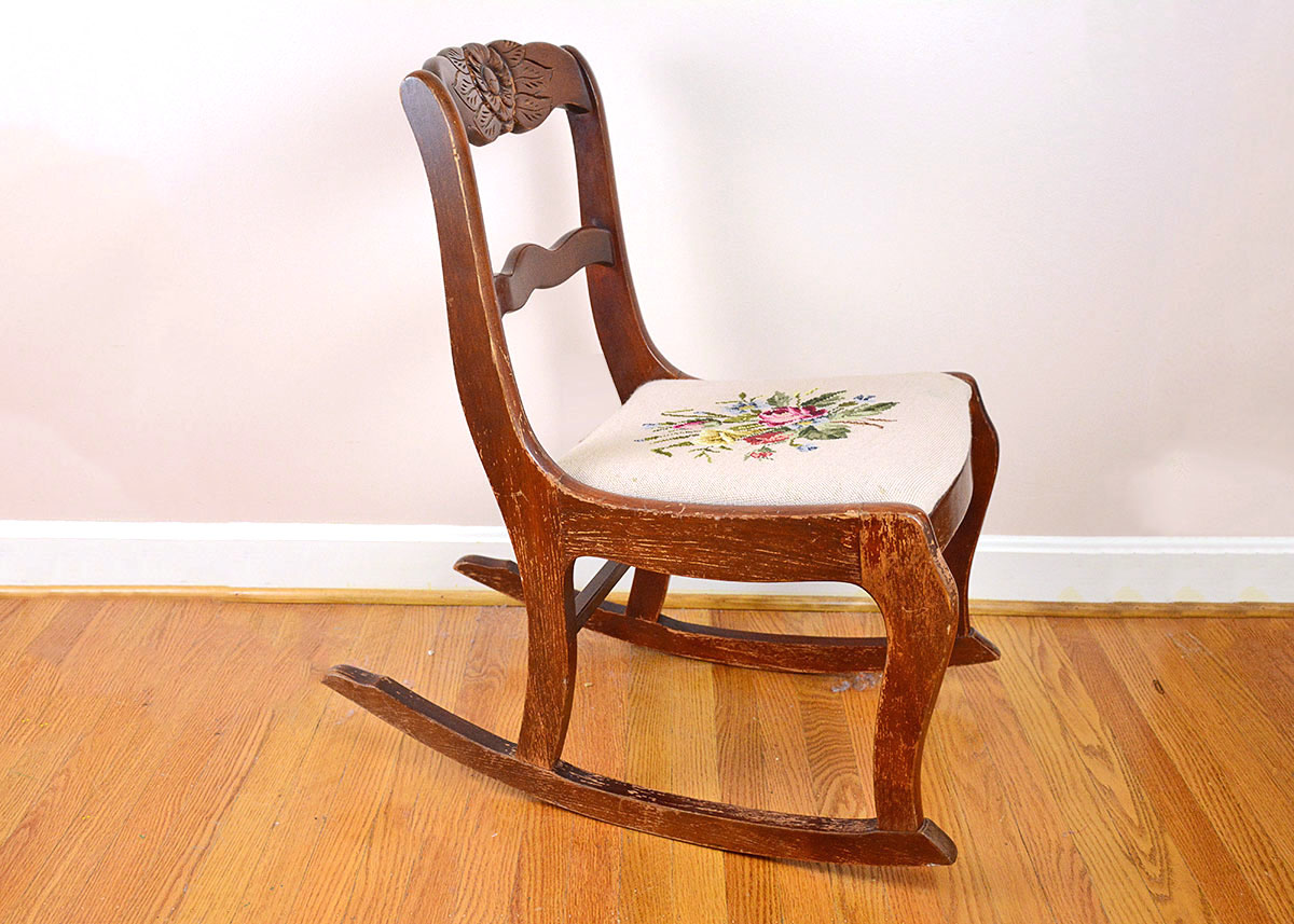 tell city chairs pattern 4526 child care nursing rocking chair ebth