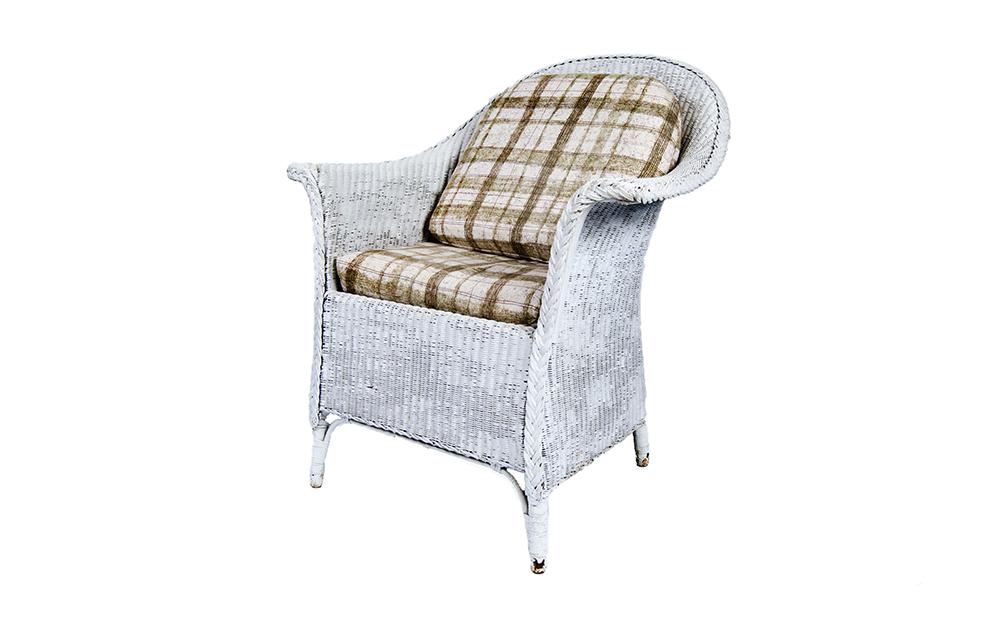 heywood wakefield wicker chairs massage for sale ebth
