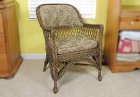 Antique Wicker Chair   Antique Furniture
