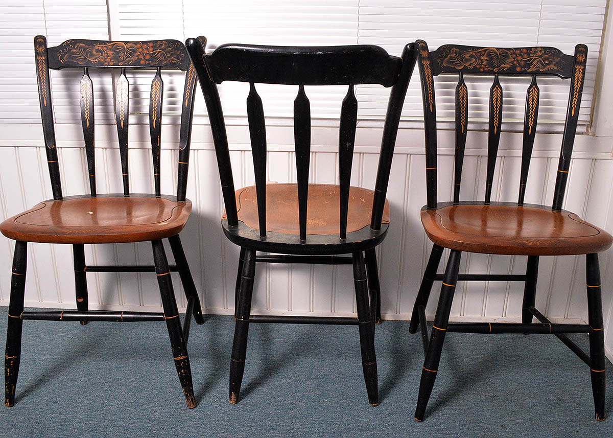 early american chair styles mesh desk style dining chairs ebth