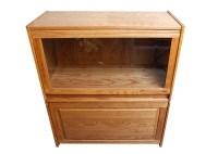 Pine Storage Cabinet : EBTH