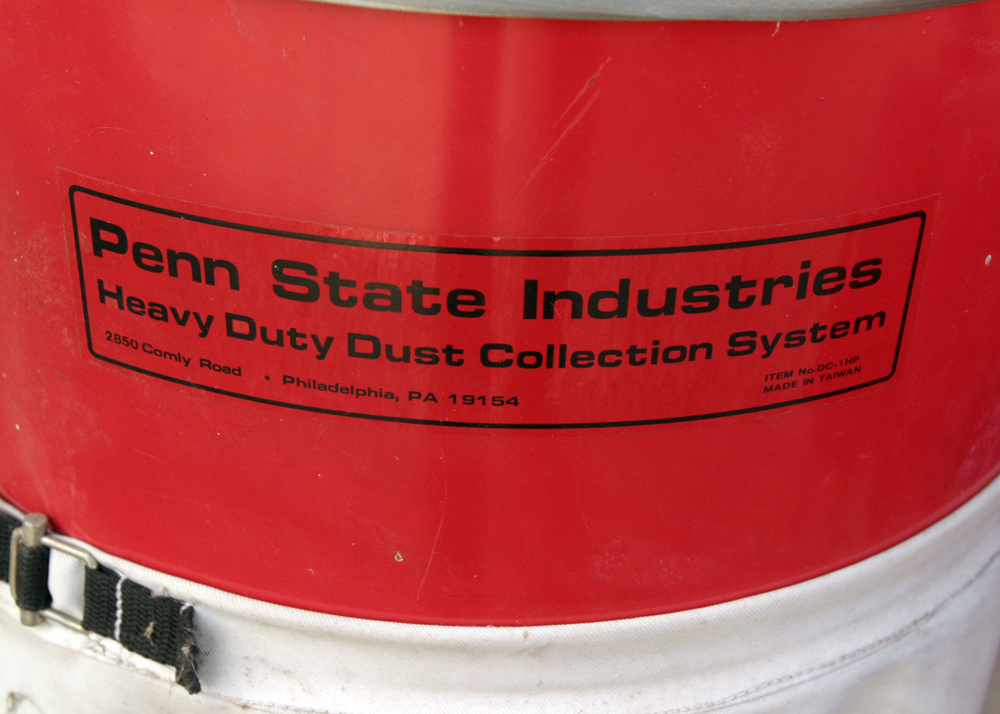 Penn State Dust Collection System