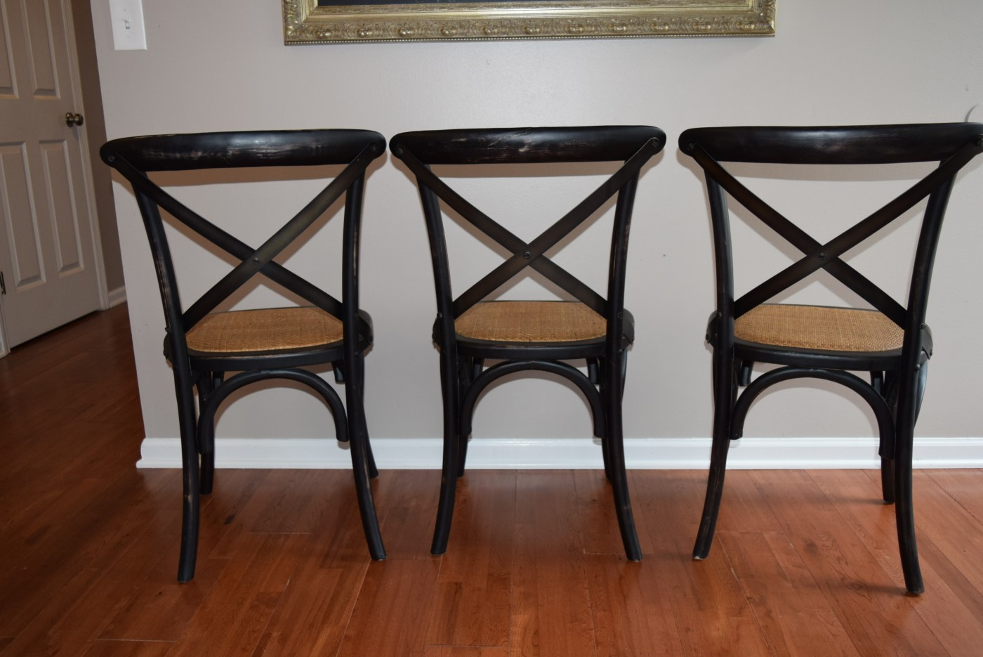 Arhaus Dining Chairs Six Arhaus Quotcadence Quot Dining Chairs Ebth