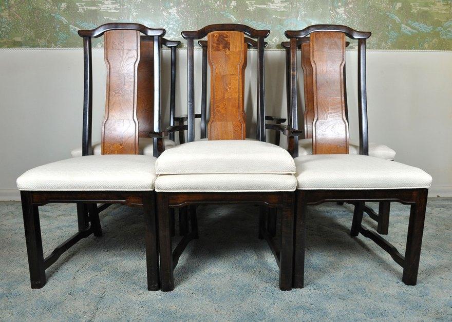 Ming Dynasty Broyhill Dining Room Set