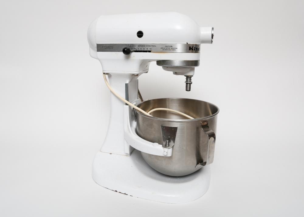 kitchen aid k5ss high end sinks vintage kitchenaid solid state mixer ebth