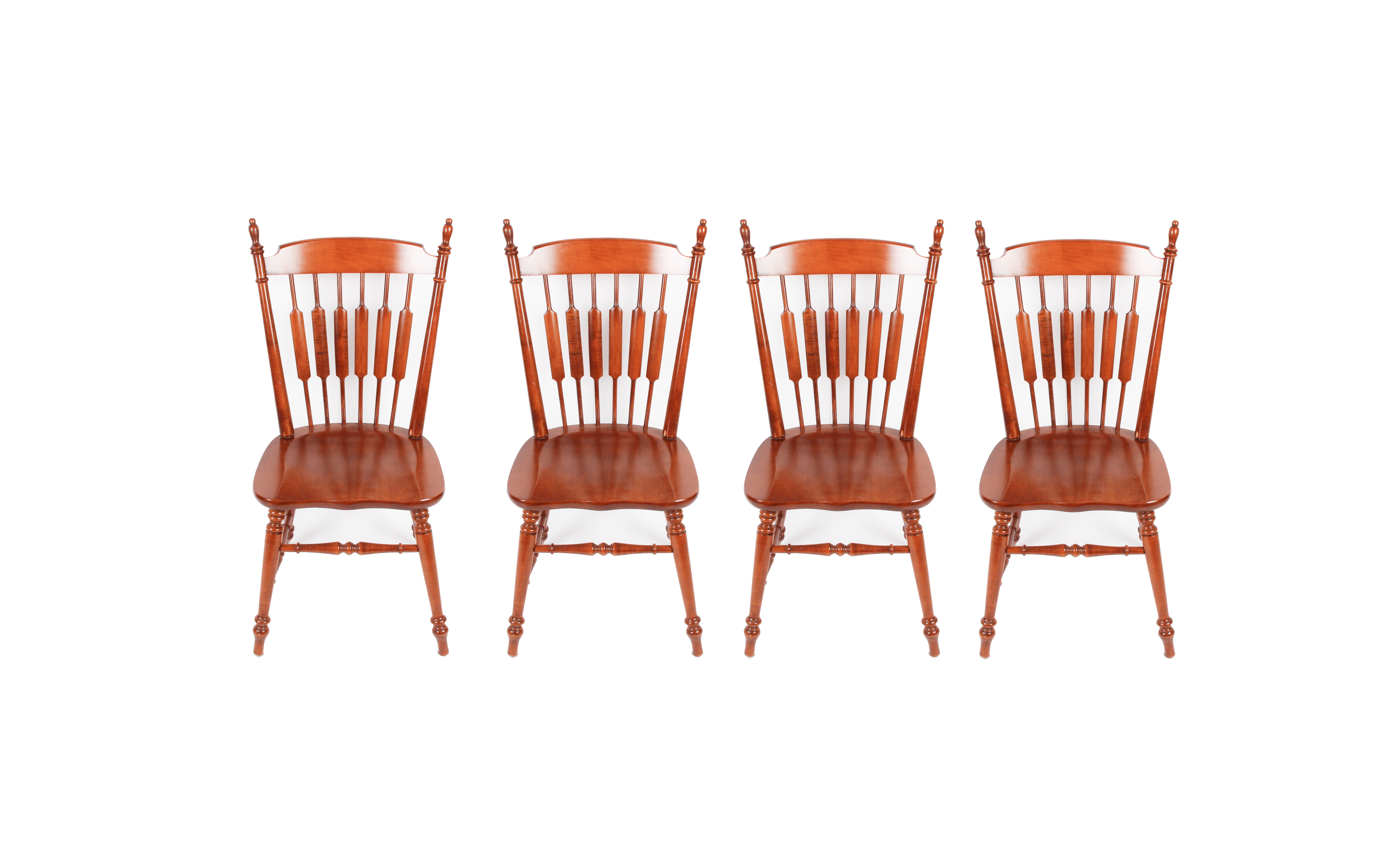 tell city chairs pattern 4222 outdoor chair covers canadian tire co walnut dining ebth