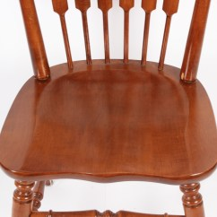 Tell City Chairs Pattern 4222 Chair Covers For Metal Folding Co Walnut Dining Ebth