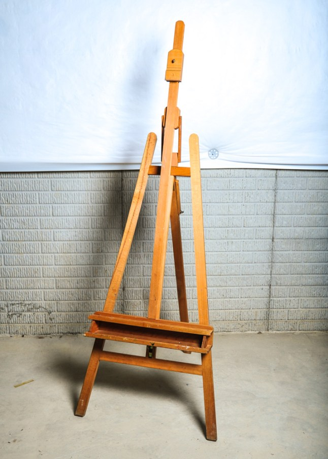 Art Masters Italian Wooden Studio Easel Ebth