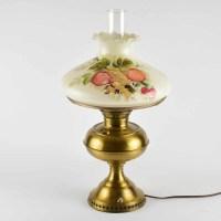 S.S. Titanic Brass Lamp with Adjustable Shade : EBTH