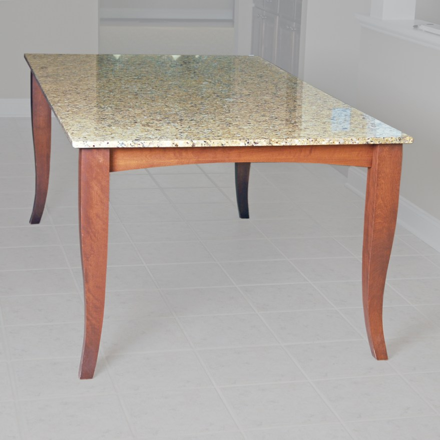 Dining Table Quartz Top