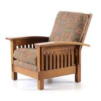 Flexsteel Mission Style Armchair : EBTH
