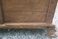 Antique Teak Meditation Chair : EBTH