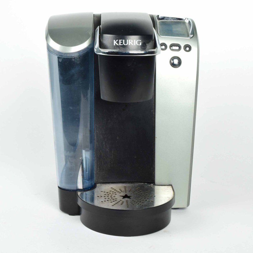 Keurig Single Cup Coffee Maker B70 Ebth