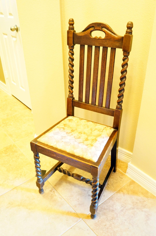 barley twist chair medical lift antique jacobean ebth
