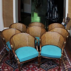 Bamboo Cane Back Chairs Office Chair Quora Vintage Mcguire Of San Francisco And