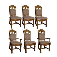 Singer Furniture Dining Room Chair Set of 6 : EBTH