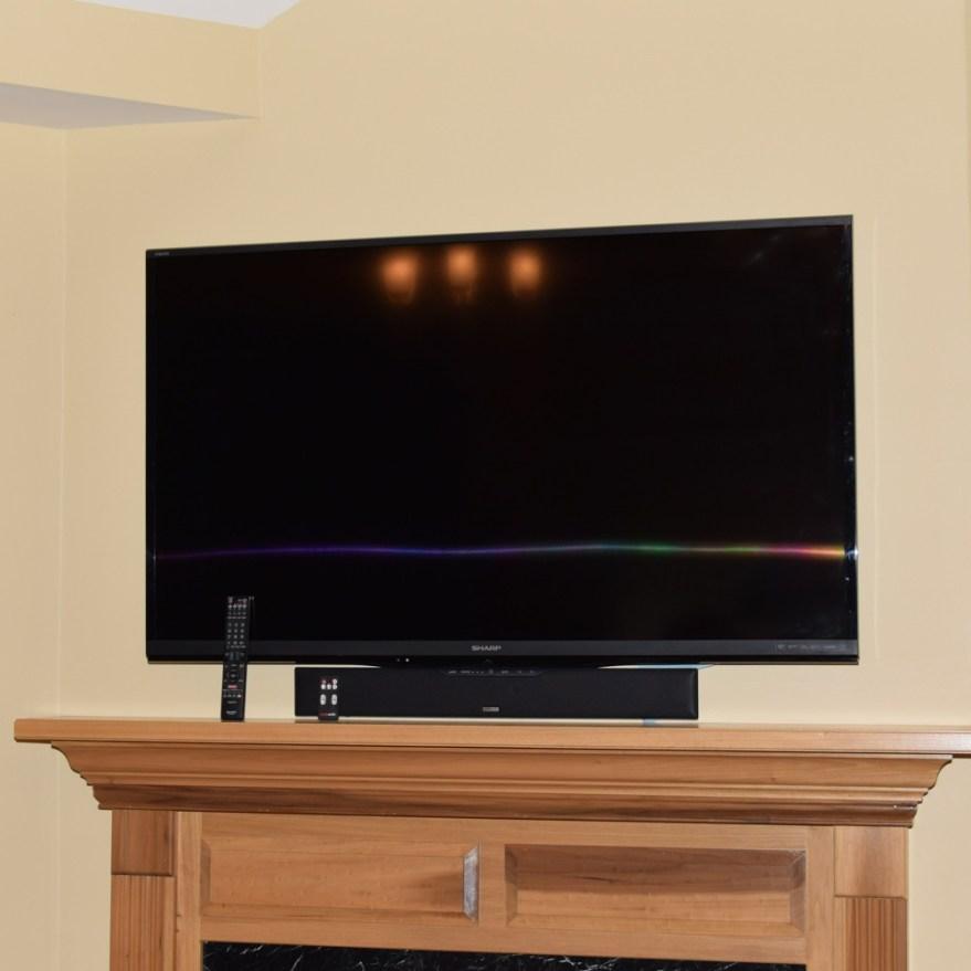 Sharp AQUOS 60 LED Smart TV