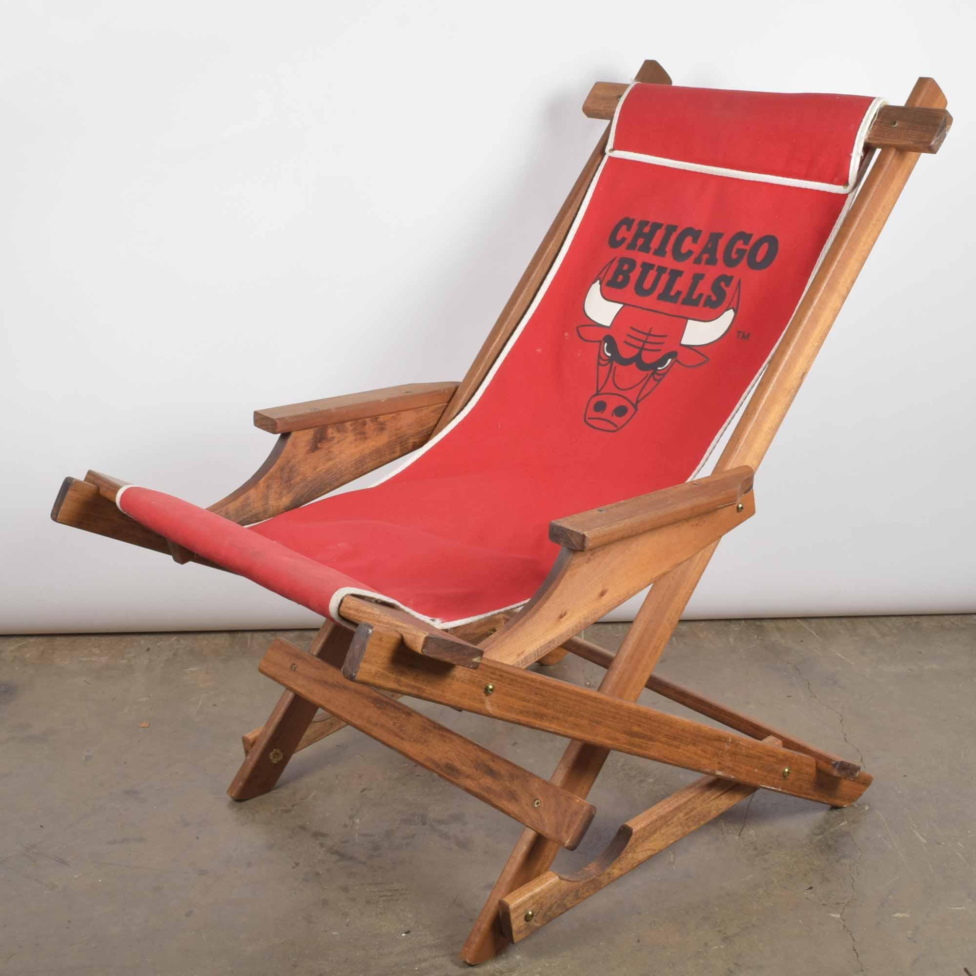wooden frame beach chairs folding adirondack rocking chair plans chicago bulls ebth