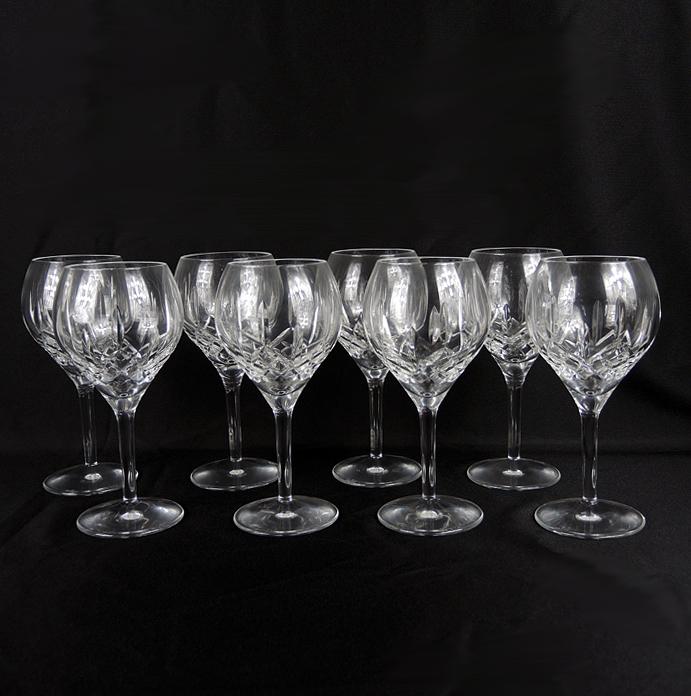 Waterford Crystal Lismore Wine Glasses