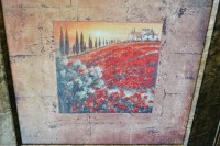 Decorative Ceiling Tile Tuscan Giclee : EBTH