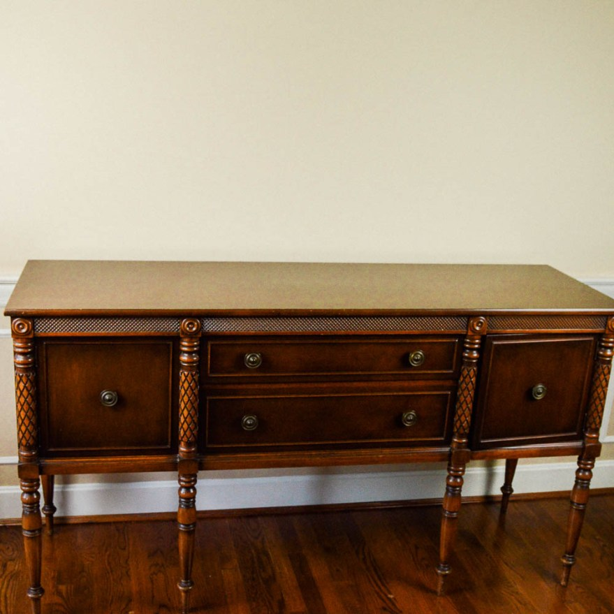 Regency Style Sideboard By Dexter Furniture Of Grand