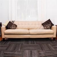 Contemporary Alessia Leather Sofa : EBTH