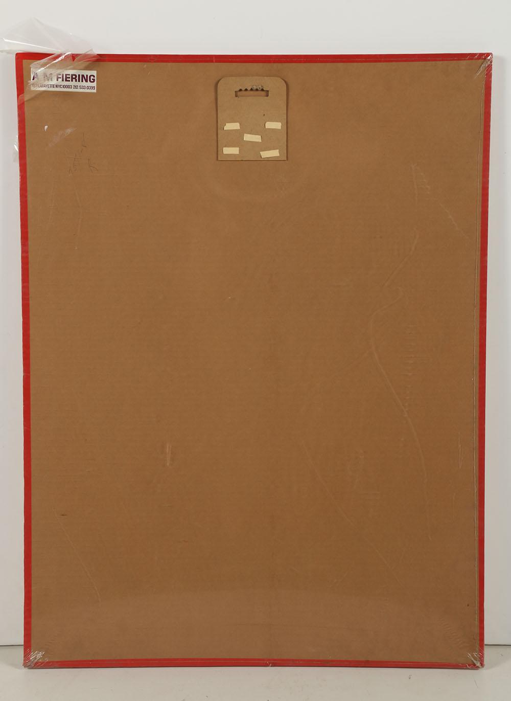 "1972 Whitney Museum Of American Art Poster ""calder' Circus"" Ebth"