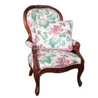 Victorian Parlor Chair : EBTH