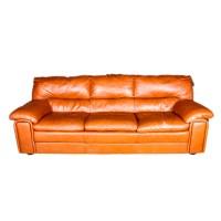 Caramel Color Leather Sofa Daniella Leather Sofa ...