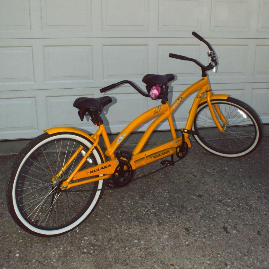 Kulana Lua Tandem Bike Ebth