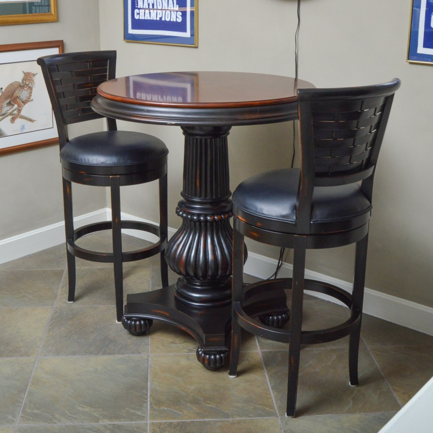 Havertys Furniture Pub Table
