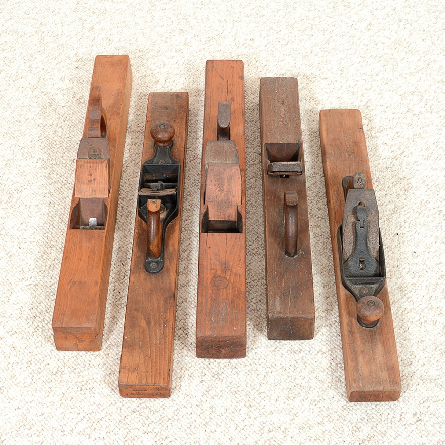 Moulson Brothers Tools