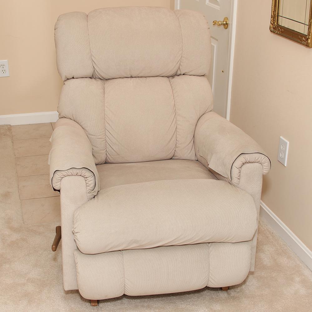 pop up recliner chairs tommy bahama high boy beach chair bjs la z ebth