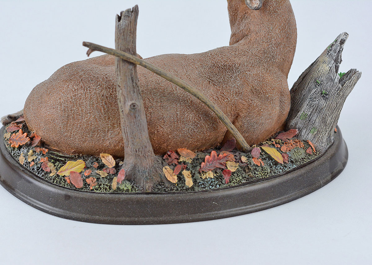 """scent Of Autumn"" Nick Bibby Danbury Mint Figurine Ebth"