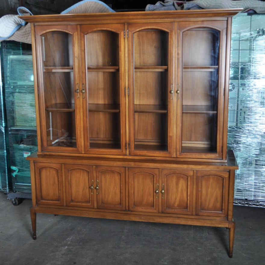 Vintage China Cabinet by White Furniture Company  EBTH