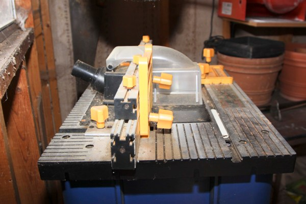 Central Machinery Router Table 91130