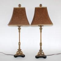 Tall Buffet Lamps : EBTH