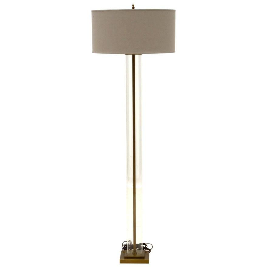 Restoration Hardware Floor Lamp : EBTH