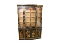 Mid-Century Chinoiserie Drexel Heritage China Cabinet : EBTH