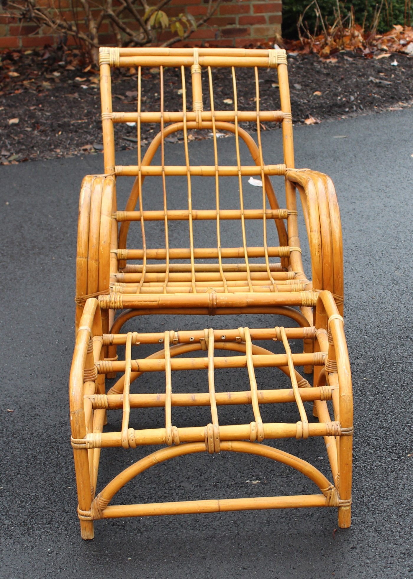 Vintage Rattan Chairs Vintage Rattan Patio Furniture Ebth