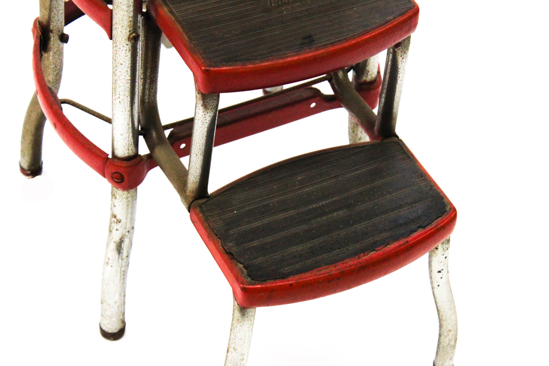 vintage cosco step stool chair best hunting products ebth