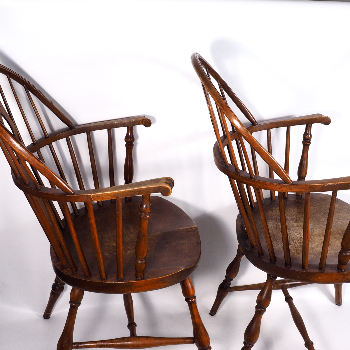 Windsor Style Chairs Karpen Brothers Windsor Style Chairs Ebth