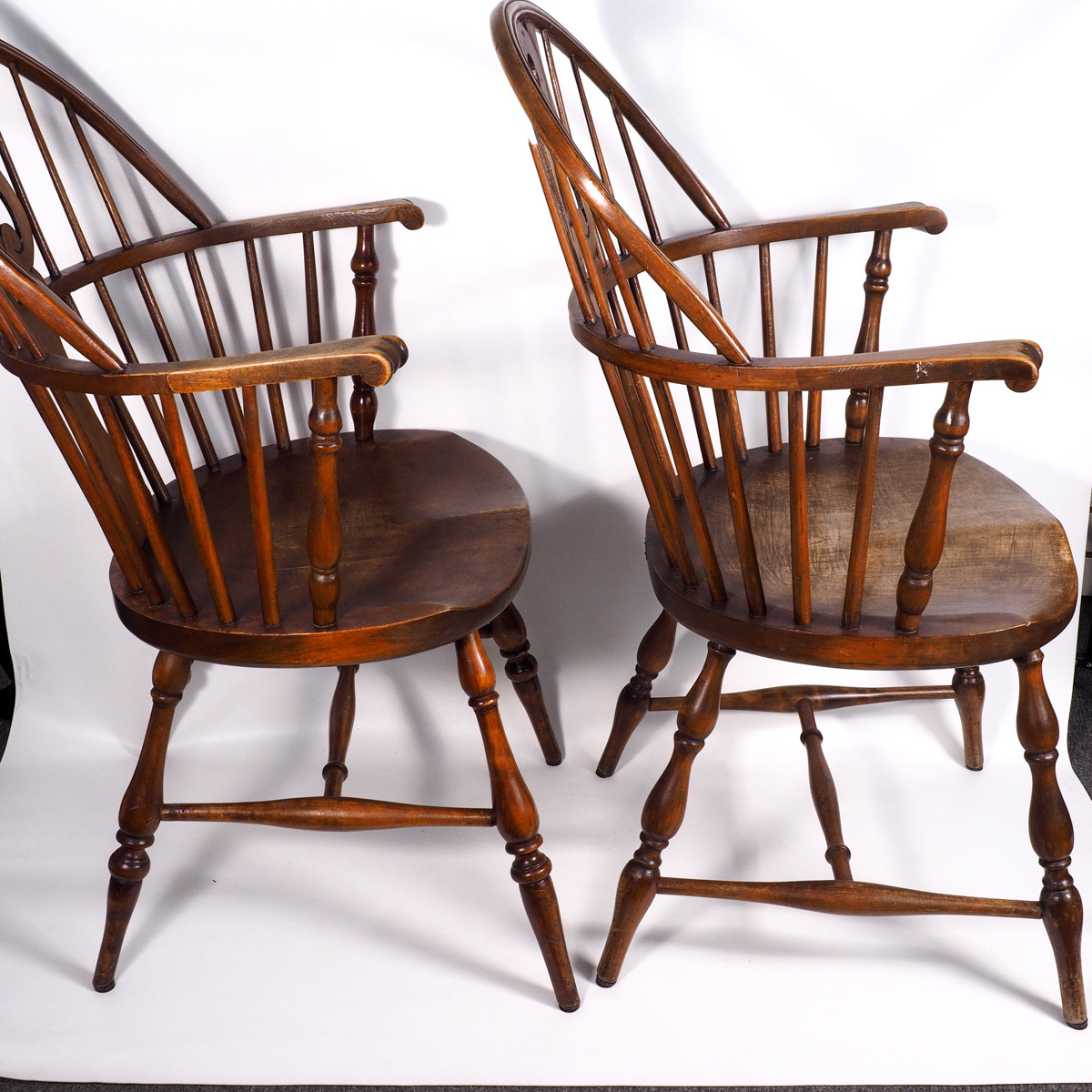 windsor style chairs revolving chair adjustment karpen brothers ebth