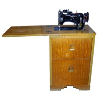 Pfaff 130 Sewing Machine Table   EBTH