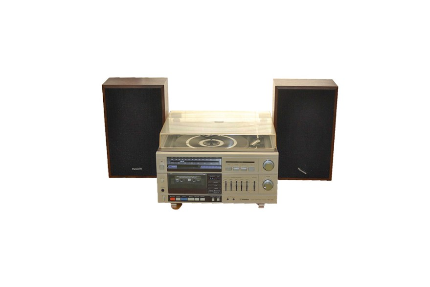 Fisher Stereo Turntable
