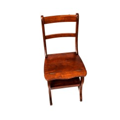 Wooden Library Chair Wing For Living Room Carolina Cottage Style Benjamin Ebth