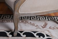 Pair of Restoration Hardware Louis XV Style Bergre Chairs ...