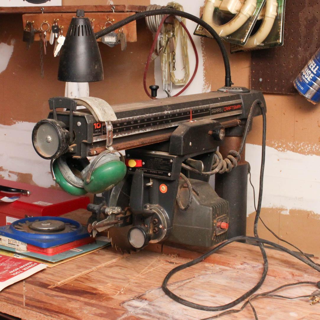sears craftsman 10 radial arm saw ebth wiring diagram for craftsman radial arm saw a craftsman radial arm saw wiring [ 1083 x 1083 Pixel ]