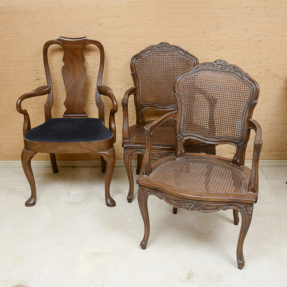 queen anne style chair covers for rocker louis xv chairs and ebth